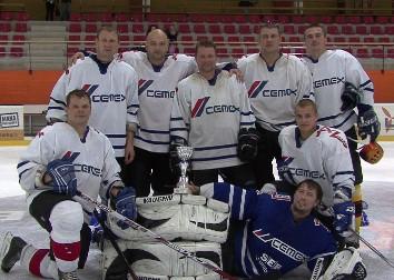 """Sportacentrs.com minihokeja 6.posmā uzvar """"Brocēni"""", čempionu noskaidros pēdējā posmā"""
