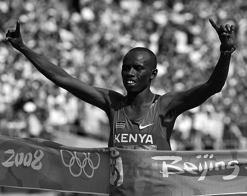 Kenijā nosities Pekinas olimpiādes maratona čempions Vandžiru
