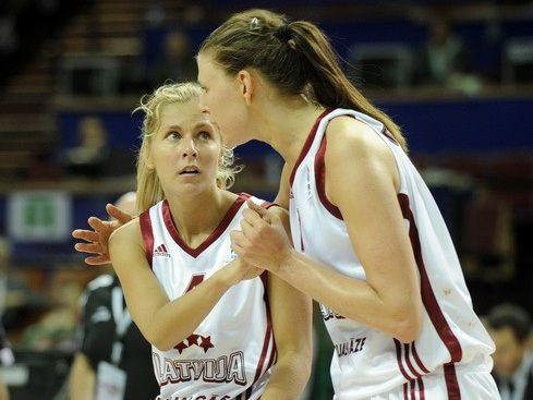 Latvija papildlaikā uzvar Eiropas čempioni Franciju