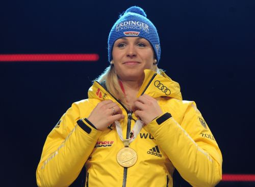 Dāmu sprintā triumfē Noinere, latvietes savā līmenī