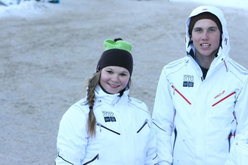 Otrajā dienā FIS sacensības slalomā mūsējiem pieticīgāki rezultāti