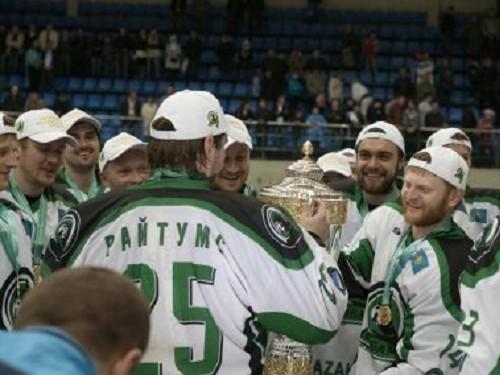 Raitums otro reizi kļūst par Kazahstānas čempionu
