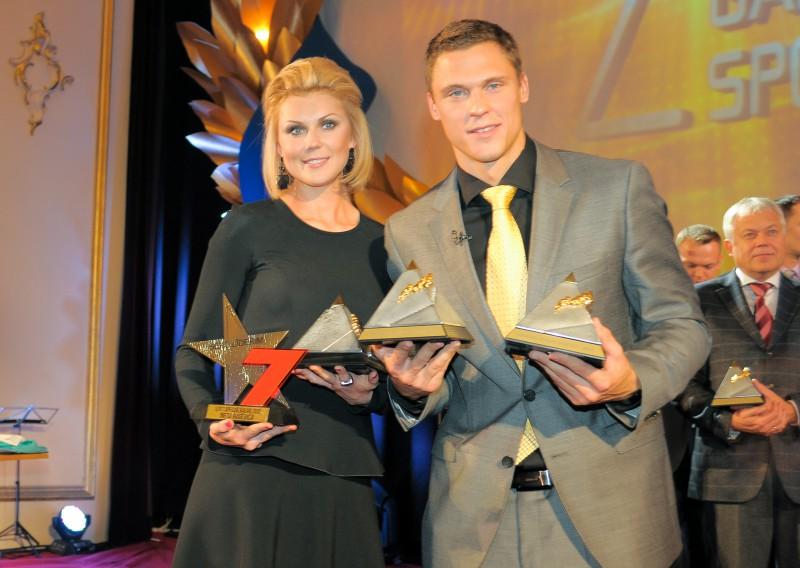 """Pasniegtas """"Latvijas Gada balvas sportā 2012"""""""
