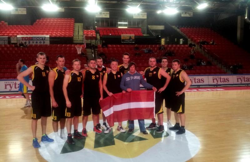 Latvijā pirmo reizi notiks Starptautiskās Amatieru basketbola līgas posms