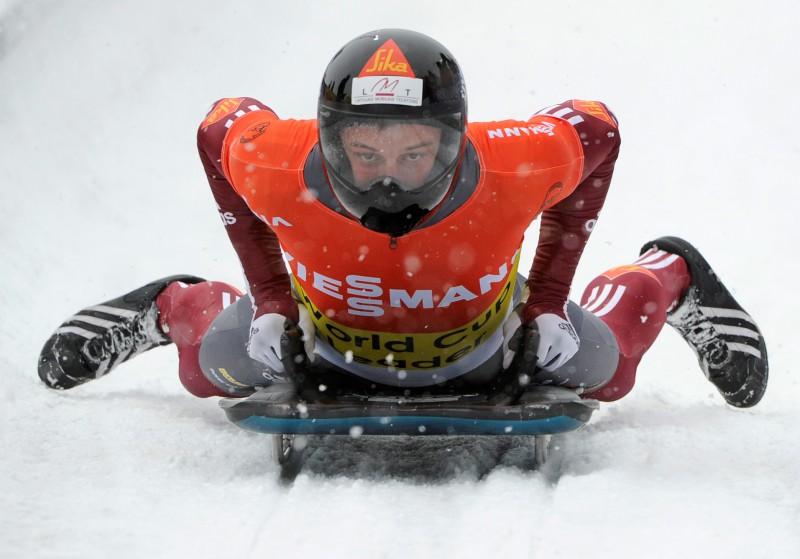 M.Dukurs arī olimpisko sezonu sāk ar uzvaru, Tomass ceturtais
