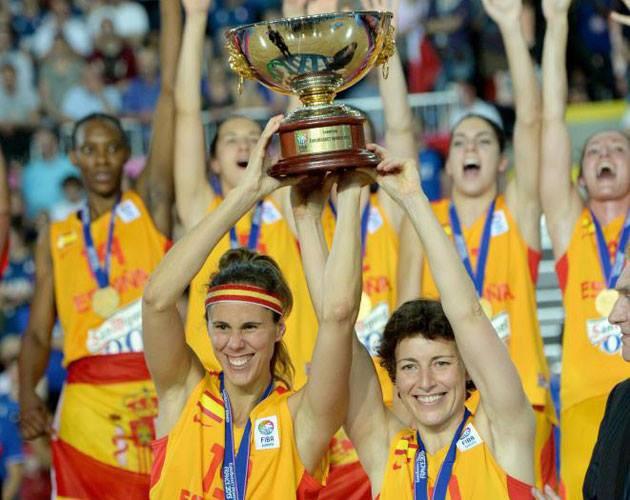 Sarkanās! Spānija triumfē Francijā, Valdemoro karjeru beidz ar zeltu