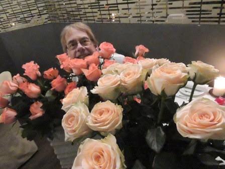 Valentīna diena Vincentā sveču gaismā