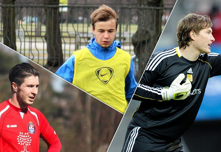 Latvijas futbolisti izvēlas nākotni, izmantojot internetu