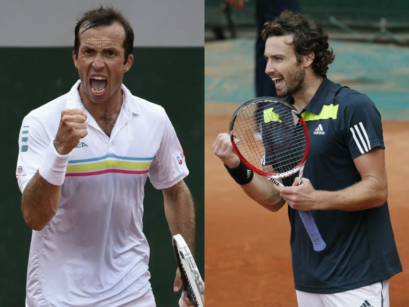 Gulbim pēdējā barjera pirms Federera