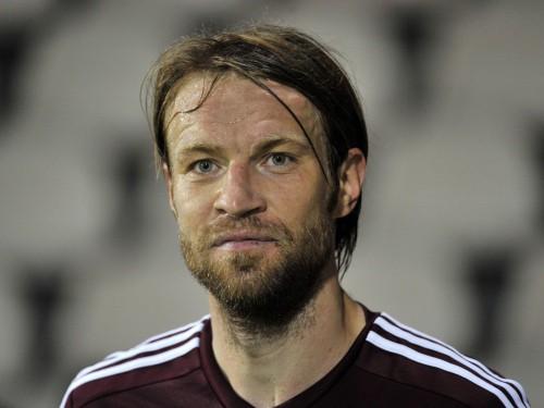 Latvijas izlases kapteinim Gorkšam uzvaras vārti Krētas derbijā