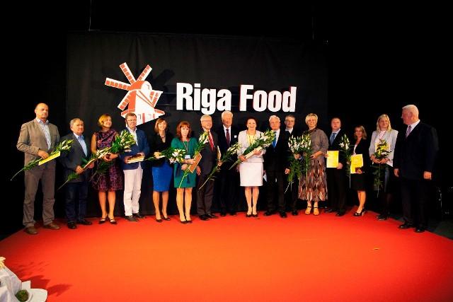 """""""Riga Food 2015"""" piena produktu konkursa medaļas sadalītas!"""