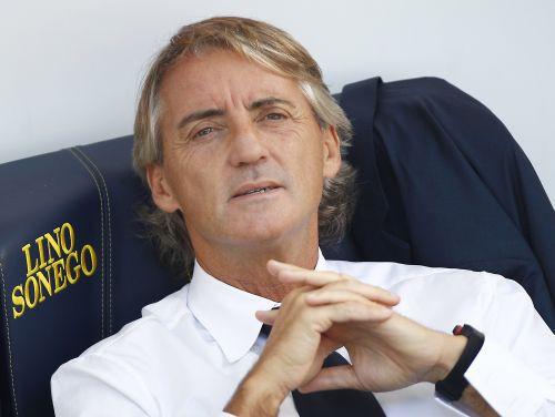 Mančīni oficiāli apstiprināts par Itālijas izlases galveno treneri