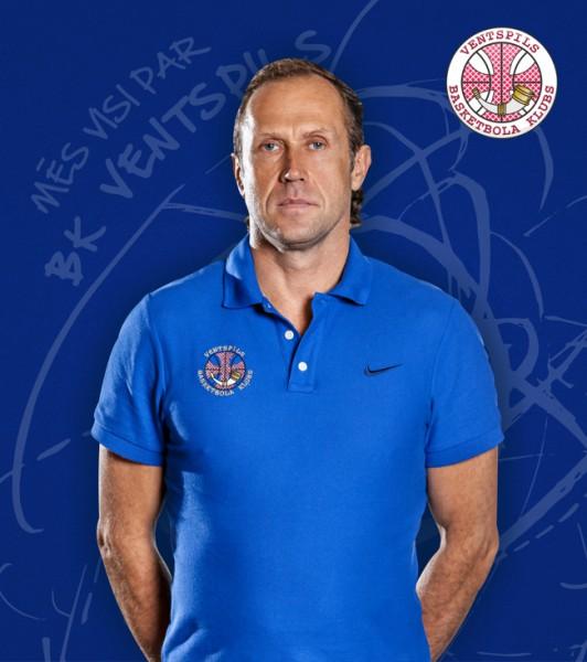 Māris Bružiks: Treneris