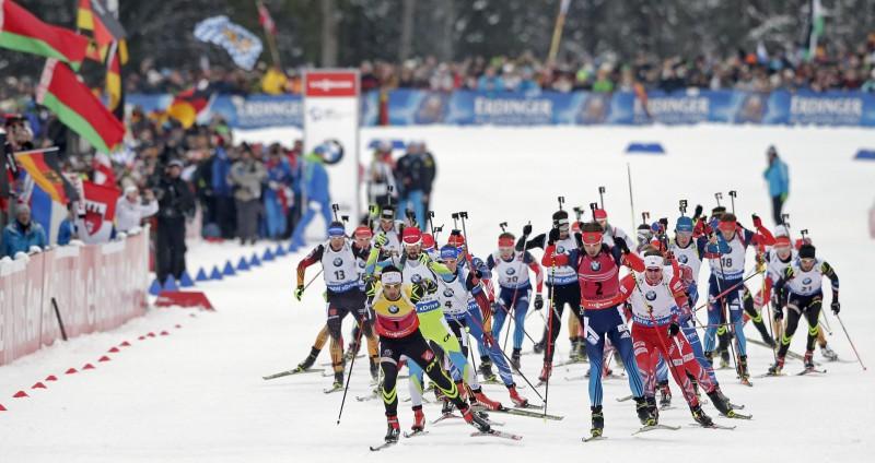 Pasaules kausa ceturtais posms biatlonā pārcelts uz Rūpoldingu