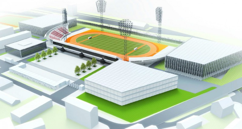 """Vieglatlētikas un vingrošanas sporta veidu pārstāvji sniedz savu redzējumu stadiona """"Daugava"""" veiksmīgai attīstībai"""