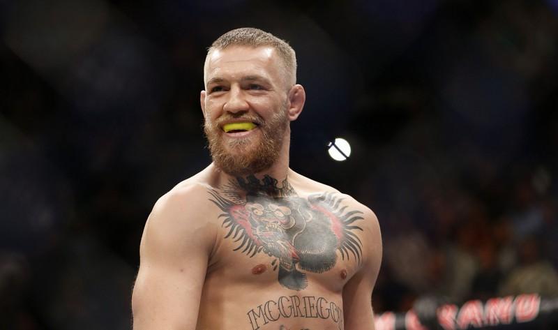 Makgregors pēc boksa mača ar Meivezeru vēlas MMA cīņu ar Nurmagomedovu
