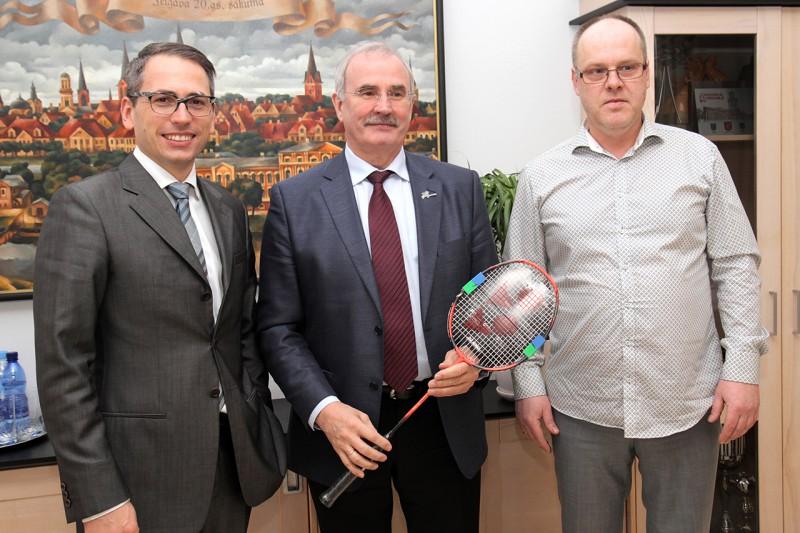 """""""Yonex Latvia International"""" pieteikušies 190 badmintonisti no 18 valstīm"""