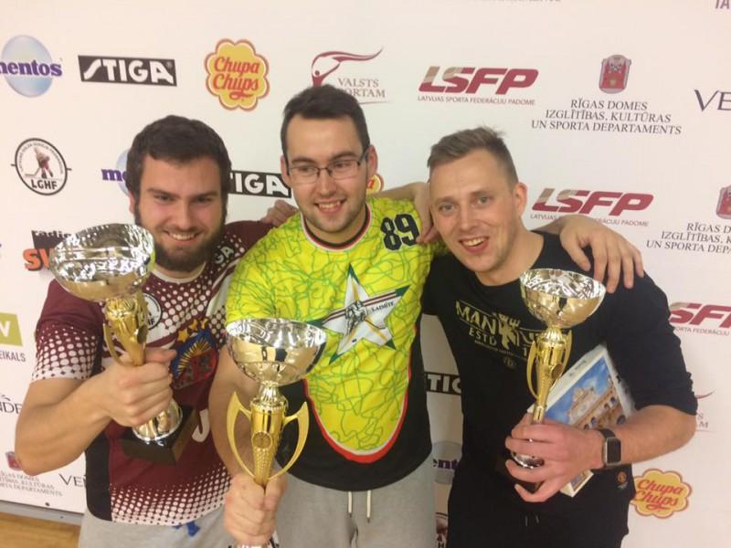 Edgars Caics uzvar arī Latvijas Kausa 2. posmā