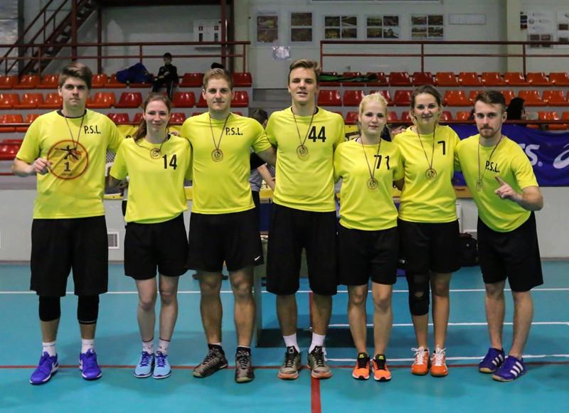 LSPA pirmo reizi kļūst par Latvijas studentu čempioni