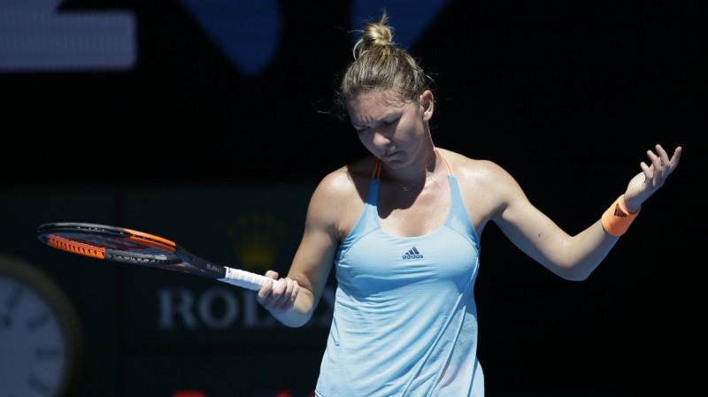 """Halepa otro gadu pēc kārtas """"Australian Open"""" zaudē jau pirmajā mačā"""