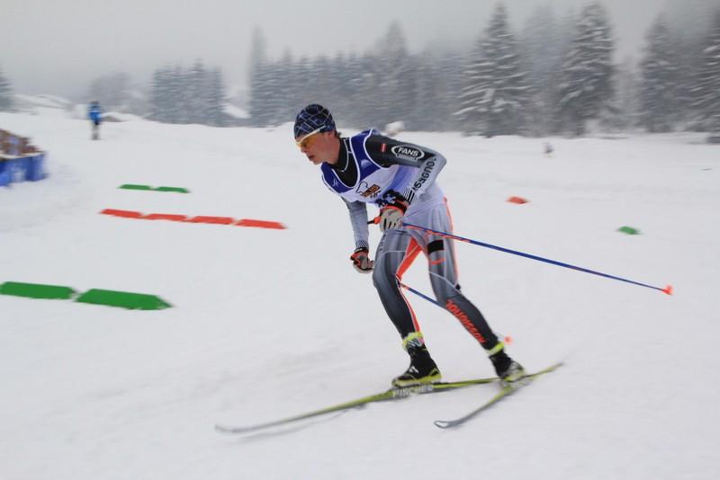 Olimpietim Bikšem 70.vieta Pasaules kausa masu starta sacensībās