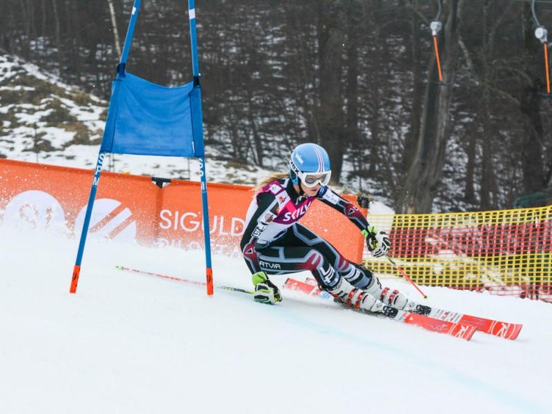 Nedēļas nogalē Siguldā LK 2.posms kalnu slēpošanā FIS statusā