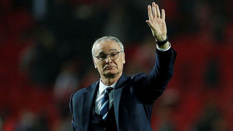 """""""Sampdoria"""" par galveno treneri ieceļ negaidīto Premjerlīgas čempionu Ranjēri"""