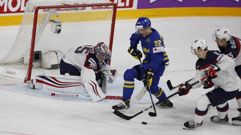 ASV sarūpē otro zaudējumu Zviedrijai, Somija izlaiž uzvaru pret čehiem