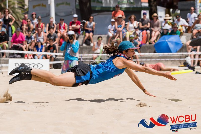 Pasaules čempionātā pludmales frisbijā triumfē ASV un Krievija