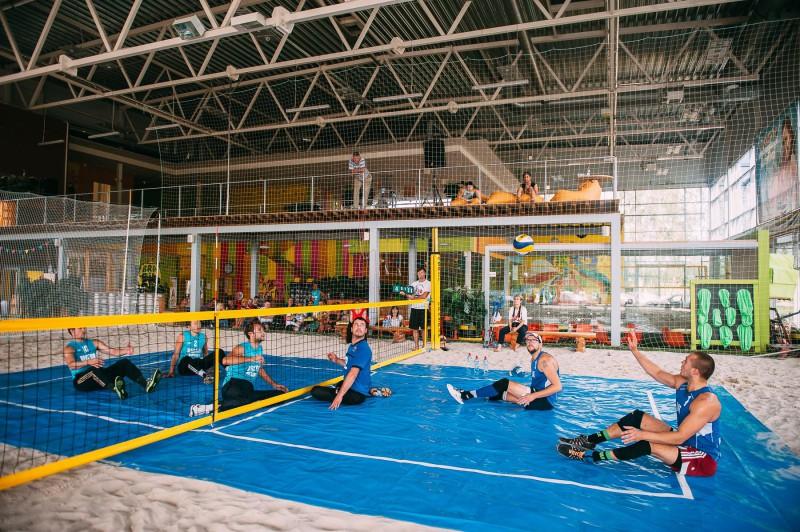 Rīgā norisināsies starptautisks sēdvolejbola turnīrs