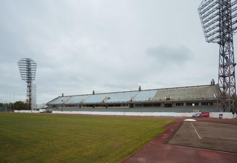 Maija izskaņā tiks svinīgi atklāts rekonstruētais Daugavas stadions