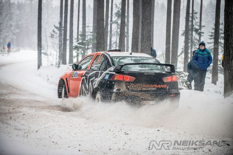 Berķis un Neikšāns startēs Krievijas rallija čempionāta 2.posmā