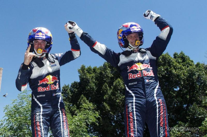 Meksikas WRC rallijā uzvar Ožjē, Lēbs piektais