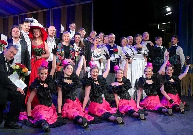 Atjaunosim Operetes teātri visi kopā!