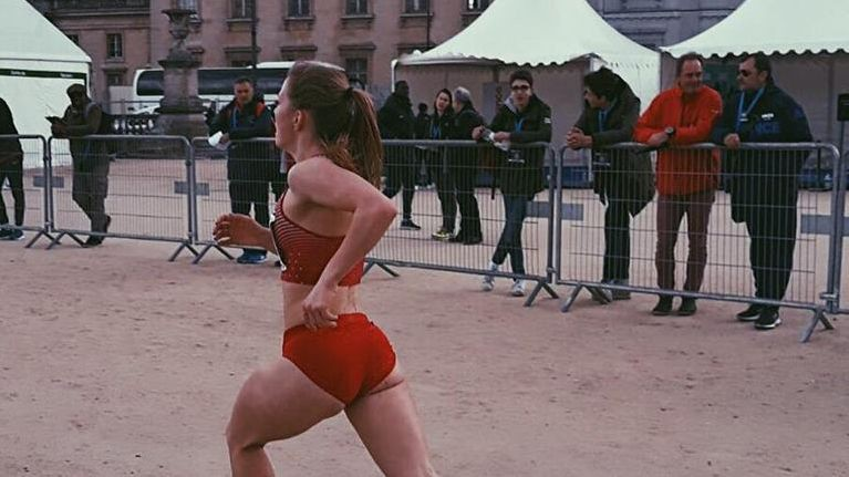 Olimpiete Eiduka izcīna 50. vietu pasaules čempionātā krosā skolēniem