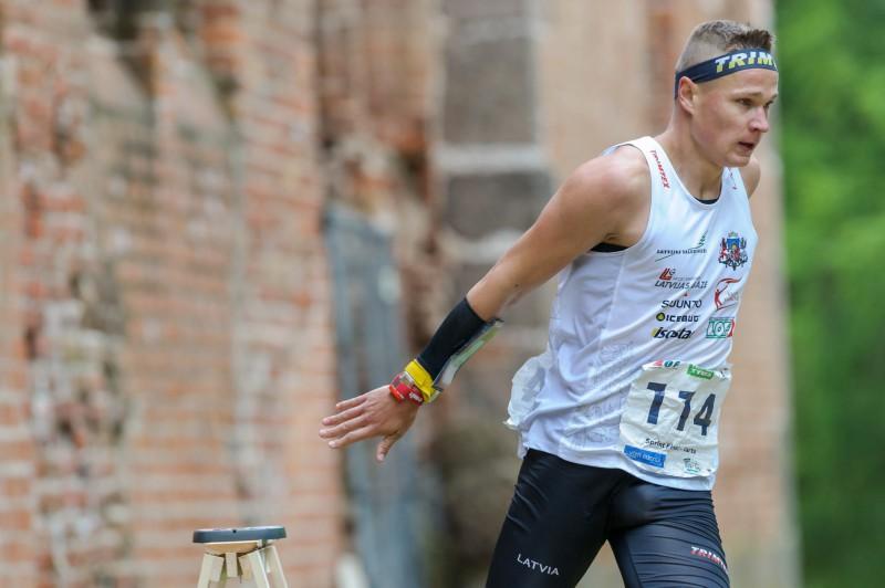 Pauliņš izcīna 38.vietu Eiropas čempionāta sprintā
