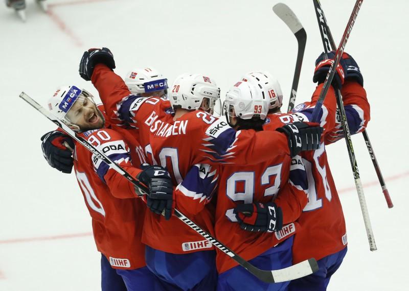 Norvēģija droši uzvar un izslēdz Dienvidkoreju no Elites divīzijas