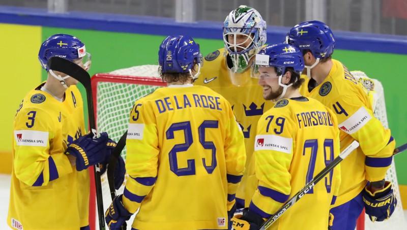 Varenais zviedru sastāvs: NHL komandu līderi un rezultatīvi aizsargi