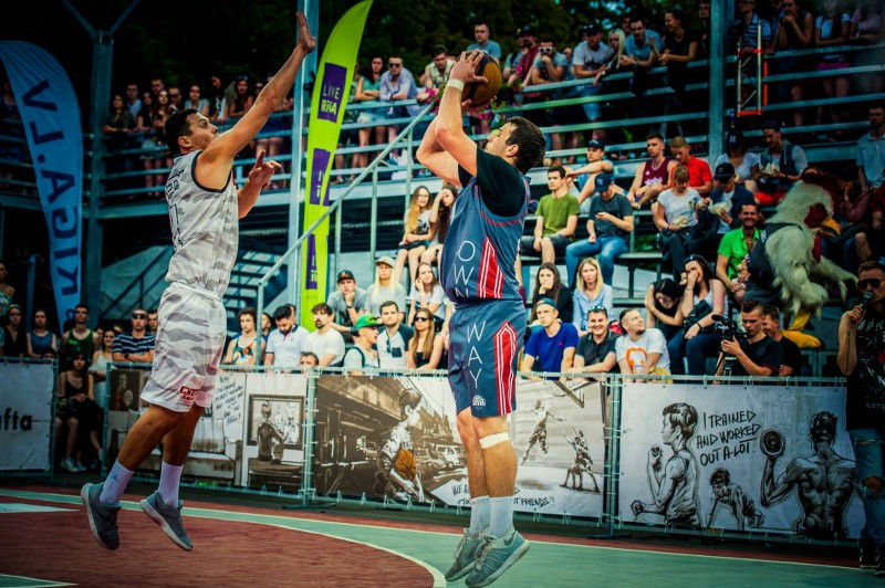 "Divas Latvijas 3x3 basketbola komandas startēs ""Tinkoff Moscow Challenger"""