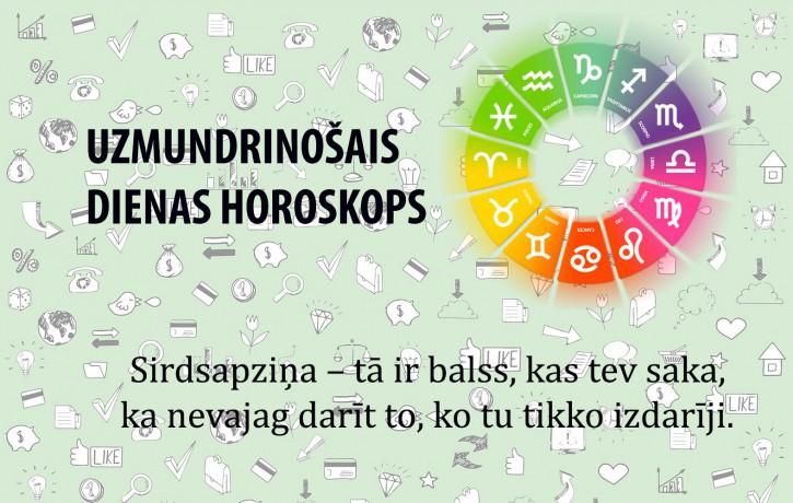 Horoskopi veiksmīgai dienai 29. maijam