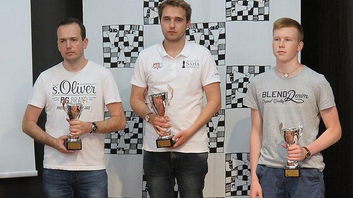 Šahists Meškovs uzvar otrajā Baltijas zonālajā turnīrā