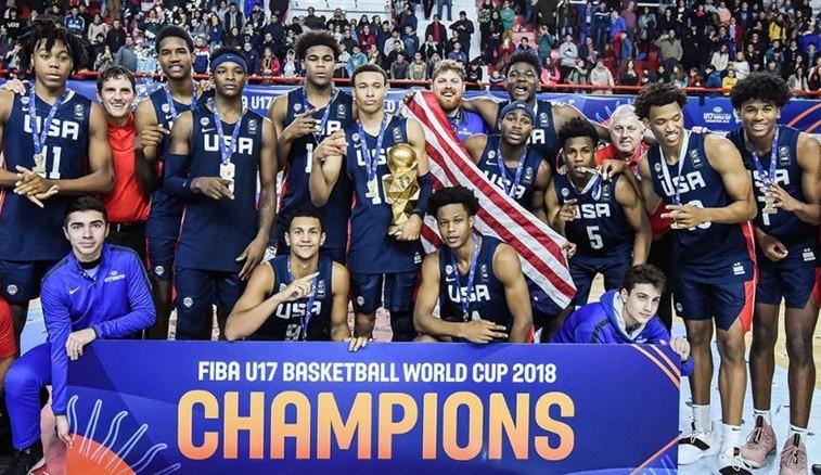 37-0! ASV puiši Pasaules U17 kausa finālā saplosa Franciju