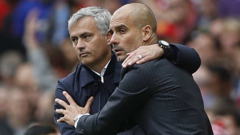 """TVPlay Sports"" piedāvā derbiju - ""Manchester City"" pret ""Manchester United"""