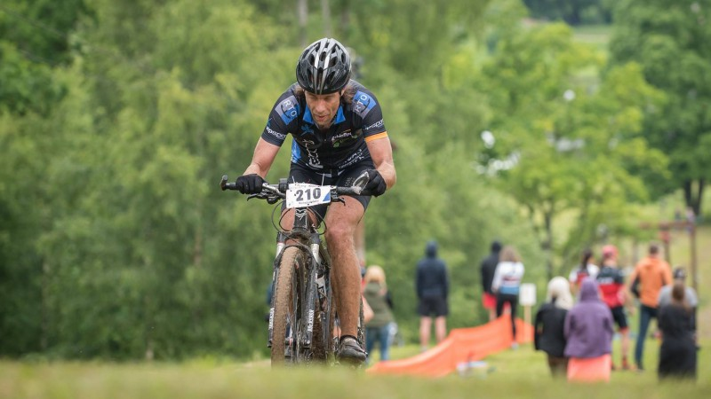 Latvijas veloorientēšanās komandai 18. vieta PČ stafetē