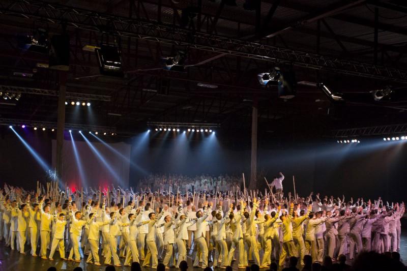 """Dejas izrāde """" No zobena saule lēca"""" pirmo reizi jūras krastā īpašos koncertos Latvijas valsts simtgadē"""
