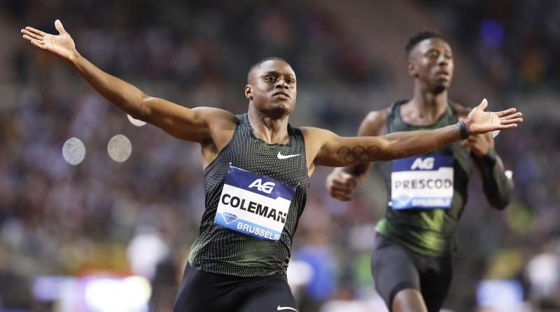 Dimanta līga: sezonas labākais rezultāts 100 metros, superātrs 5000 metru skrējiens