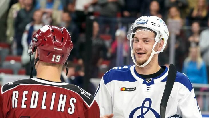 """Indrašis: """"Domāju, man bija grūtāk nekā citiem, jo Rīgas """"Dinamo"""" mani labi pazīst"""""""
