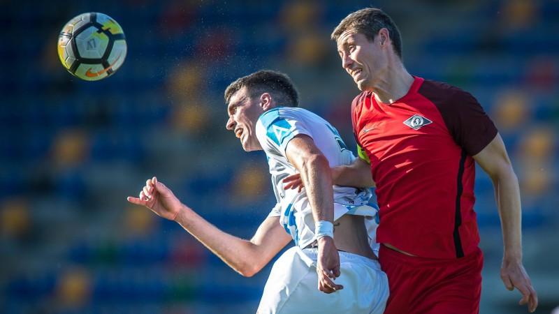 """""""Spartaks"""" pārtrauc """"Riga FC"""" sauso sēriju, bet punktus neatņem"""