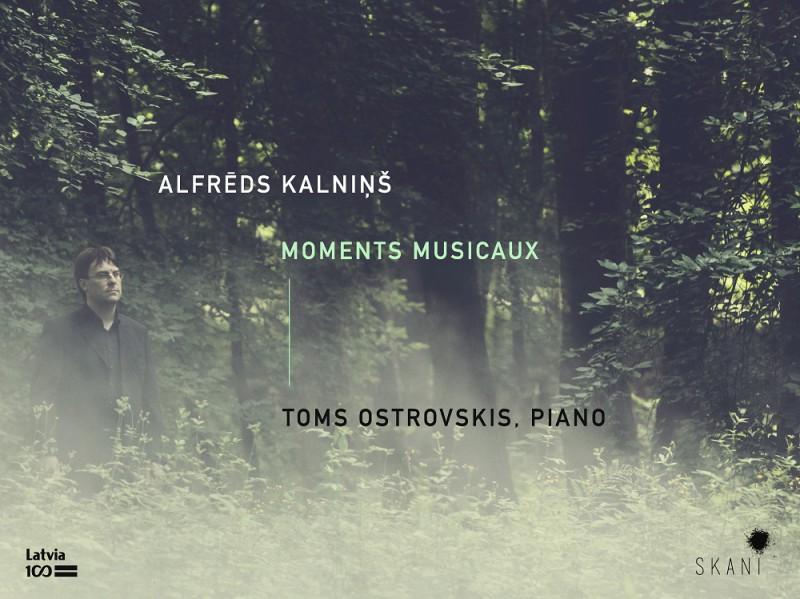"""SKANI izdod divdesmito mūzikas albumu """"Alfrēds Kalniņš. Muzikālie mirkļi"""""""