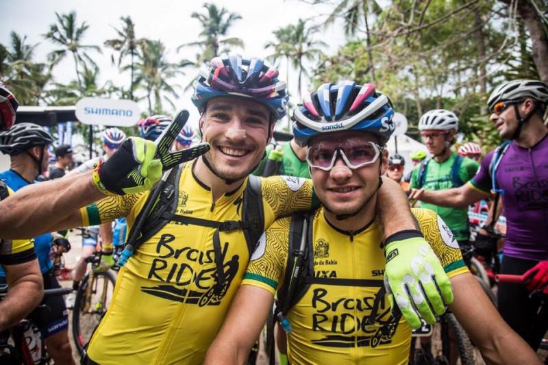 """Blūms un Karstensens """"Brasil Ride"""" kopvērtējumā atkāpjas uz sesto vietu"""
